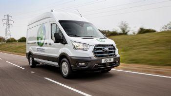 Ξεκινούν οι δοκιμές του Ford E-Transit στην ΕΕ (+vid)