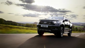 Νέο Ford Ranger «Black Edition»