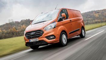Από 199 ευρώ το μήνα το νέο Ford Transit Custom!