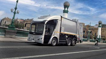 Στην παραγωγή το ηλεκτρικό φορτηγό της Irizar (+vid)