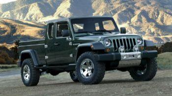 Αργεί το Jeep Pick-Up