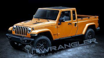 «Κεντρίζει» το νέο Jeep Pick Up