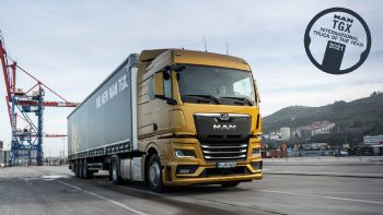 «International Truck of the Year 2021»