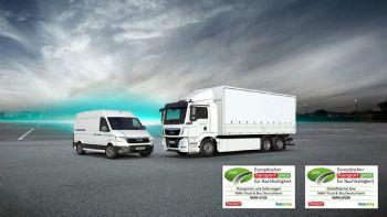 Διπλό «Βραβείο Βιωσιμότητας» για τη MAN Truck & Bus