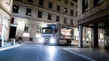 Η MAN εξηλεκτρίζει τα αστικά logistics! (+vid)