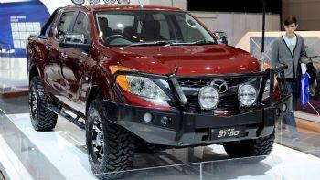 Isuzu & Mazda μαζί στα Pick Up