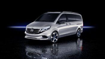 Παγκόσμια πρεμιέρα για το Mercedes-Benz EQV