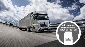 «International Truck of the Year 2020» το Actros!