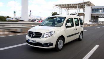 Πόσο κοστίζουν τα Mercedes Taxi