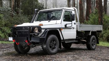 Νέο Pick-Up από τη Mercedes-Benz