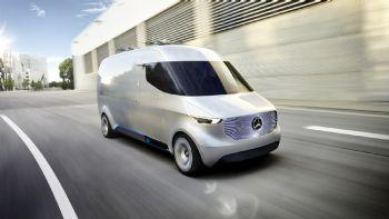 Δοκιμές 1.500 ηλεκτρικών Van