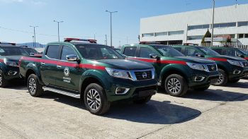 Το ΥΠΕΚΑ επιλέγει Nissan Navara