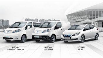 Νέο πρόγραμμα «Nissan EV 4 ALL»