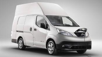 Νέο Nissan e-NV200 XL Voltia!