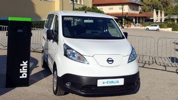 Συνεργασία Nissan & Blink στις υποδομές φόρτισης οχημάτων