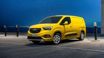 Η Opel παρουσίασε το Combo-e!