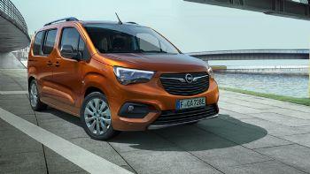 Νέο ηλεκτρικό Opel Combo-e Life
