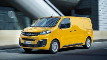 Νέο Opel Vivaro-e με αυτονομία έως 330 χλμ.