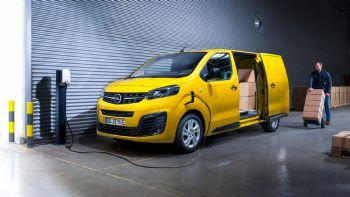 Ανακαλύψτε το νέο Opel Vivaro-e (+vid)