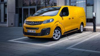 Πόσο κοστίζει το Opel Vivaro-e;