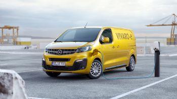 Ηλεκτρικό Opel «Vivaro-e» από το 2020
