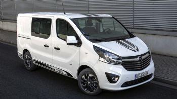 Νέο Opel Vivaro Sport