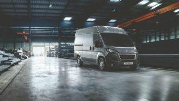 Νέοι Euro 6.2 κινητήρες για το Peugeot Boxer