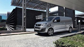Ηλεκτρικό Peugeot «e-Expert»