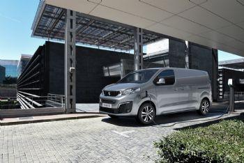 Το νέο Peugeot e-Expert αποκαλύπτεται!