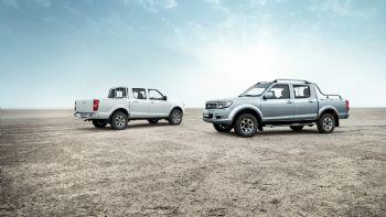 Πρώτες εικόνες του Peugeot Pick Up