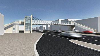 Νέες πεζογέφυρες στην Αττική