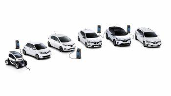 Ηλεκτρική «αντεπίθεση» από τη Renault