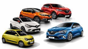 H Renault κοντά στον επαγγελματία