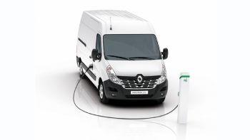 Ηλεκτροκίνησης συνέχεια για Renault