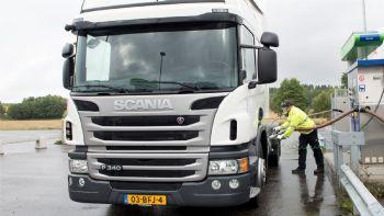 Νέες επιλογές CNG από τη Scania