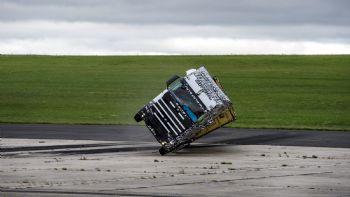 To ασφαλέστερο φορτηγό!