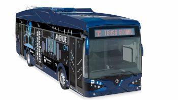 Νέο ηλεκτρικό λεωφορείο Temsa