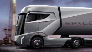 Ηλεκτρικό φορτηγό Tesla