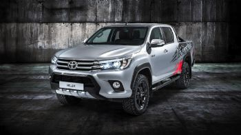 Toyota Hilux «Invincible 50»