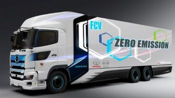 Fuel cell φορτηγά εξελίσσει η Toyota