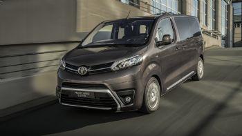 Παρουσιάστηκε το ηλεκτρικό Toyota Proace Verso