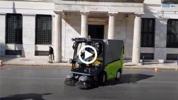 Οι ηλεκτρικές «σκούπες» της Green Machines