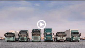 VIDEO: Η ηλεκτρική γκάμα της Volvo