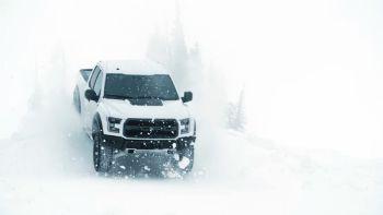 O Ken Block στα χιόνια με PickUp