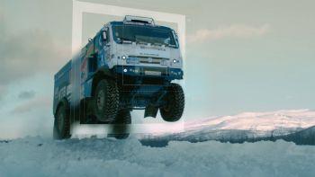 Έτσι το κάνουν στο Rally Dakar!