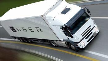 Η Uber «μπαίνει» στα φορτηγά