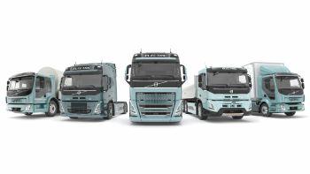 Με πλήρη ηλεκτρική γκάμα η Volvo Trucks