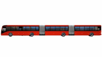 Το μεγαλύτερο αστικό λεωφορείο