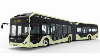 Νέα ηλεκτροκίνητα λεωφορεία Volvo