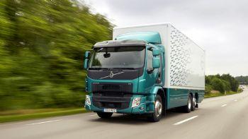 Αναβάθμιση για το Volvo FE
